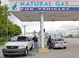 Why A Natural Gas Tanker Is Looking For Your Car - Bloomberg Cng Services Of Arizona Dealer For Fuelmaker Vehicle Commercial Trucks Vans Cars In South Amboy Vitale Motors Mobile Fueling Station New Or Pickups Pick The Best Truck You Fordcom Compressed Natural Gas Refuse Sale And Parts Alternative Fuel Choice Commercial Trucks Sale Isuzu Nseries Named 2013 Mediumduty Year Waste Management Launches Waterloo Fleet Bifuel Ford Chevy Dual Fuel Duel Gasfueled Class 8 Up February Down Ytd The Economics Vehicles Green Case Study Regional Transport