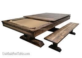 The Savannah Pool Table By American Heritage Billiards