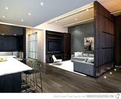 Room Divider Ideas For Living Separator Delightful Separation Between Kitchen And