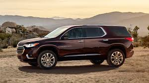 How the 2018 Chevy Traverse stacks up against the larger Tahoe