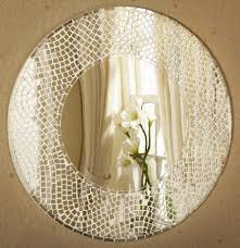 Mosaic Bathroom Mirror Diy by Mosaic Mirror Diy Project Crafts Pinterest Mosaic Mirrors