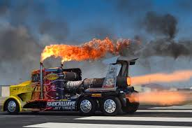 100 Souped Up Trucks The Shockwave Jet Truck Is Over 100mph Faster Than A Bugatti Veyron
