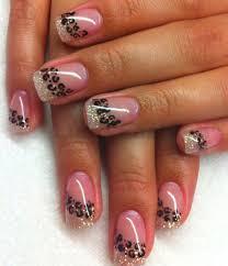 gel nail tip design ideas LustyFashion