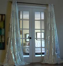 Curtains With Grommets Pattern by Amazon Com Sophie Grommet With Bold Silver Metallic Pattern 84