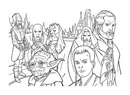 Coloriage Star Wars Rebel De La Couleur