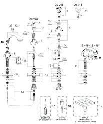 Moen Chateau Bathroom Faucet Manual by Wondrous Moen Bathroom Faucets Parts U2013 Parsmfg Com