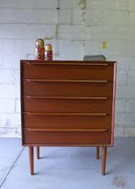Heywood Wakefield Dresser Los Angeles by Danish Mid Century Modern Teak Dresser Teak Mid Century Modern