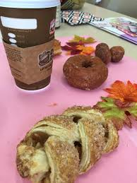 Dunkin Donuts Pumpkin Latte Gluten Free by Candoitmom Blog New Fall Line Up At Dunkindonuts Review And