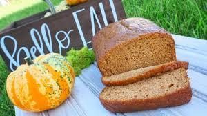 Starbucks Pumpkin Loaf Ingredients by Pumpkin Bread Recipe Episode 123 Youtube