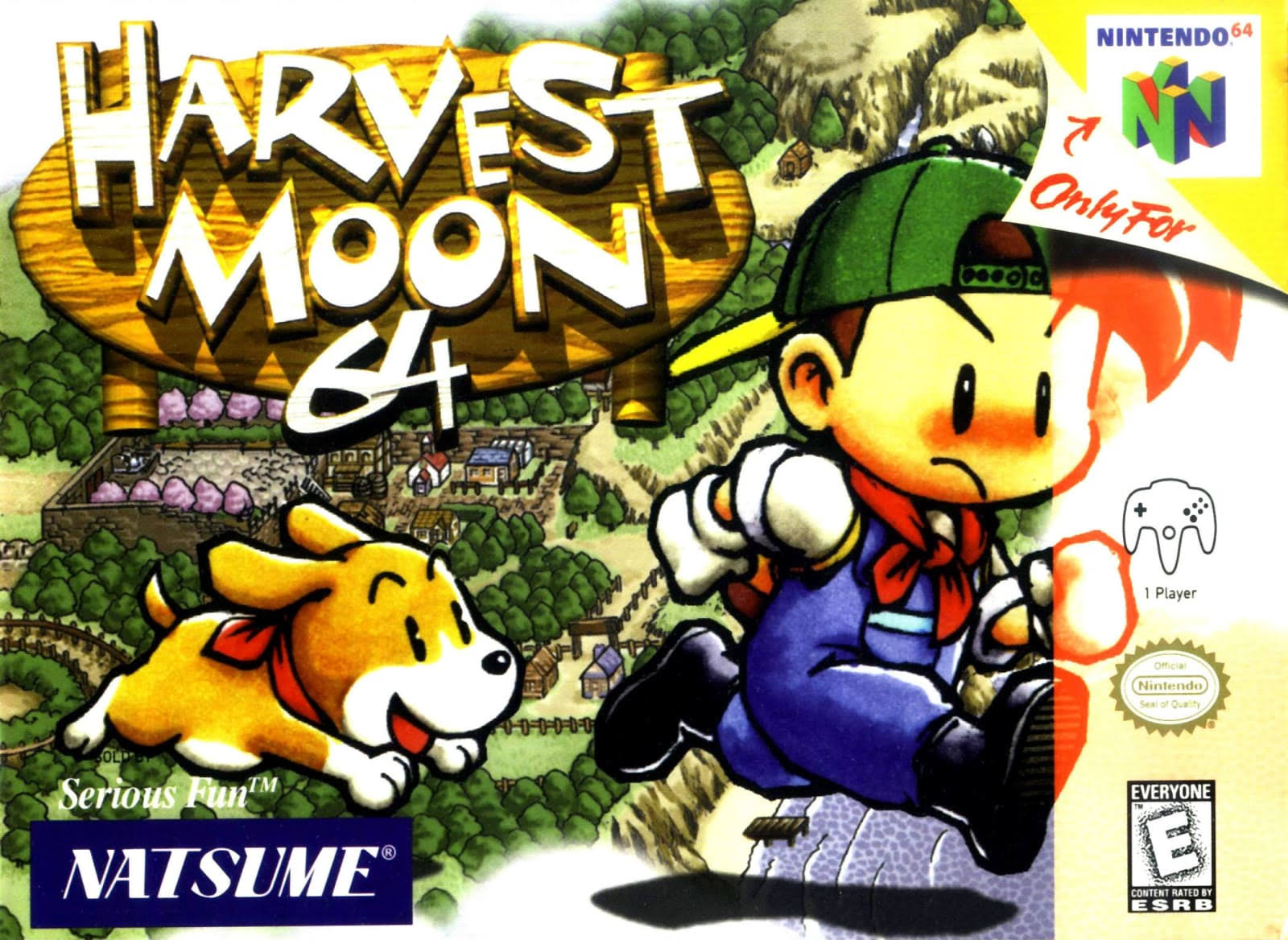 Harvest Moon 64 [64 Game]