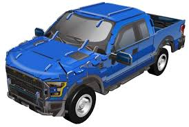 100 Build Ford Truck Amazoncom Max Traxxx Mini 45 Officially Licensed F150 3D