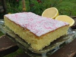 zitronen buttermilch kuchen vom blech buttermilchkuchen