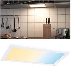 paulmann 99951 led möbelleuchte clever connect panel flad