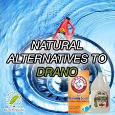 Homemade Drano For Sink by Natural Alternatives To Drano