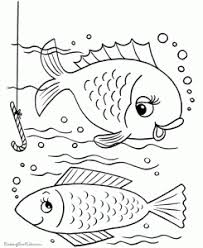 Fish Print A Coloring Book Sample Awesome Bubble Out Amazing White Wallpaper Azcoloring Cheap Online Companies