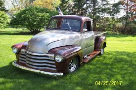 Caddy Parts 1951 Chevrolet Pickups Custom | Custom Trucks For Sale ...