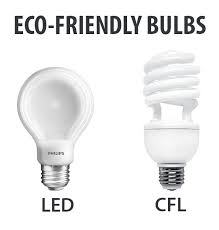 which type of light bulbs should be considered eco friendly