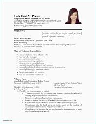Sample Resume Objectives For Medical Secretary Application Letter Format Volunteer Nurse Order Custom