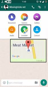 How To Send Fake Location In WhatsApp In Android iPhone