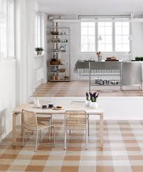 Lovely Pictures Of Home Interior Decoration With Forbo Linoleum Tile Flooring Contemporary Picture Open