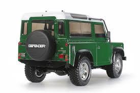100 Radio Controlled Semi Trucks Tamiya 58657 Land Rover Defender 90 CC01 Tamiya USA