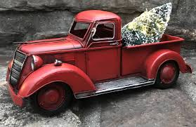 100 Hobby Lobby Rc Trucks My Red Truck From I Hot Glued A Miniature Wreath On The