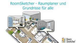 RoomSketcher Raumplaner und Grundrisse für alle