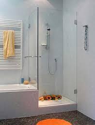a1k eck dusche mit festwand verkürzt klarglas chrom h