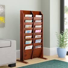 100 Free Interior Design Magazine 14 Pocket Standing Rack