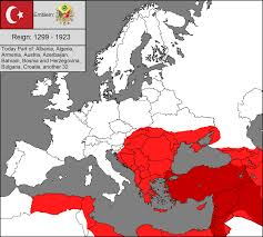 Image Blank map of the Ottoman Empire