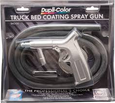 Amazon.com: Dupli-Color BAG100 Truck Bed Coating Spray Gun: Automotive