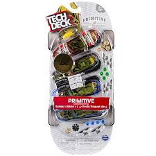 tech deck 4pk styles vary the granville island toy company