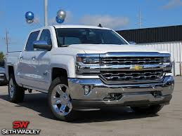 2018 Chevy Silverado 1500 LTZ 4X4 Truck For Sale In Pauls Valley OK ...