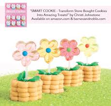 Cake Decorating Books Barnes And Noble by Smart Cookie Book Fun Flower Cookies Love From The Oven