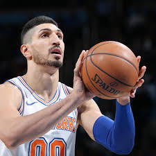 Enes Kanter Criticism Of Turkish Government Preventing Nike