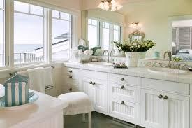 Bathroom Beadboard Cabinets