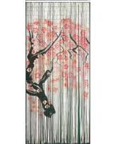 Cherry Blossom Curtain Blue by Cherry Kitchen Curtains New Year U0027s Deals