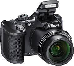 Nikon COOLPIX B500 16 0 Megapixel Digital Camera Black