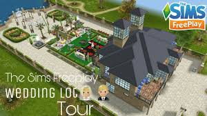 Sims Freeplay Second Floor by The Sims Freeplay Wedding Lot Tour Original Design