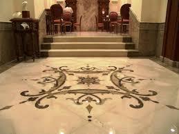 fresh tile floor accent ideas 7873