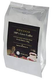 Ekua Civet Coffee Beans 50g 100g 250g Philippine Kopi Luwak