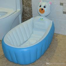 Inflatable Bathtub For Babies by 2018 Retail Inflatable Baby Bathtub Newborns Bathing Tub Eco