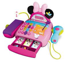 Minnie Mouse Flip Out Sofa by Amazon Com Imc Minnie Mouse Cash Register Toys U0026 Games Stuff
