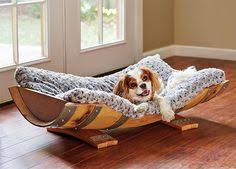 luxe upholstered pet beds restoration hardware pets pets pets