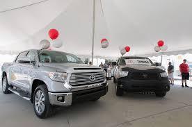 "Toyota Takes In 2007 ""Million-Mile Tundra"" On Trade Photo & Image ..."