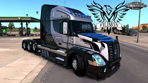 Skin Super Truck For Volvo VNL 670 By Aradeth (1.30.x) » American ... Extreme Ford Super Trucks Youtube Western Hauler Style Bed F650 Lone Star Thrdown 2017 Bodyguard Duty Wikipedia Speed Energy Added To Indycar Grand Prix At The Glen Truck Kings Of Customised Pick Ups Fords Project Sd126 Is One Extreme Offroad Build Speed Stadium Super Return Toyota Riding In A 600 Horsepower Is Key To 2012 F450 Photos Informations Articles Bestcarmagcom T Blue Supertrucks