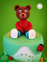 gâteau petit ours brun sweet kate cake design en vendée 85