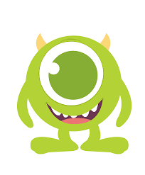 Sulley Monsters Inc Pumpkin Stencils by Monsters Inc Halloween Clip Art U2013 Festival Collections