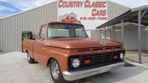 1964 Ford F100 For Sale Near Staunton, Illinois 62088 - Classics On ... 1964 Ford F100 Truck Classic For Sale Motor Company Timeline Fordcom Coe A Photo On Flickriver F250 84571 Mcg Antique F350 Dump Vintage Retro Badass Clear Title Ford Custom Cab Truck Two Tone 292 Y Block 3speed With Od 89980 81199 Hemmings News Pickup 64 F600 Grain As0551 Bigironcom Online Auctions 85 66 Econoline Pick Up Sale Trucks