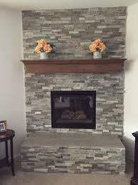Home Depot Wall Tile Fireplace by Ms International Sierra Blue Ledger Panel 6 In X 24 In Natural